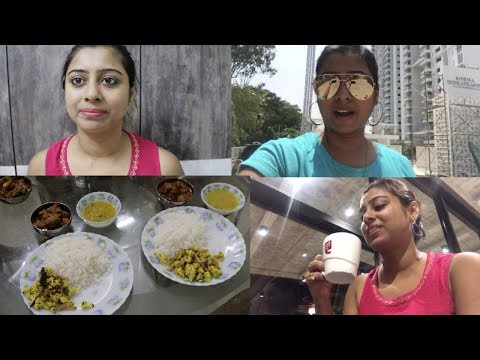 Saturday Food Vlog: Full Day Meal Planning -  Breakfast, Lunch and Dinner || Indian Vlogger Soumali