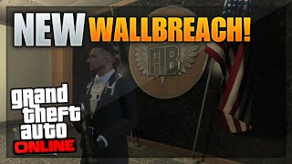 Gta 5 Glitches: New Easy Wallbreach Glitch Into Fib Building! (gta 5 Online Secret Locations)