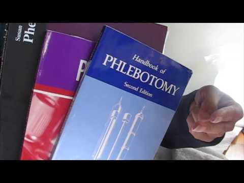 PHLEBOTOMY: HOW TO STUDY; WHAT TO STUDY -  February 14, 2019 - Thursday Morning