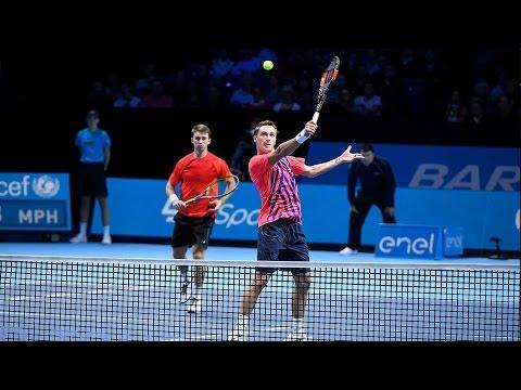Kontinen/Peers Storm Into London Final Highlights