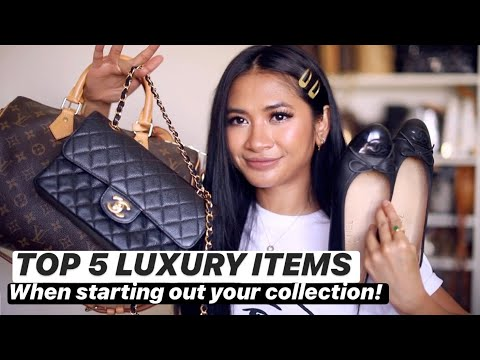 top-5-luxury-items-|-when-starting-out-your-luxury-collection