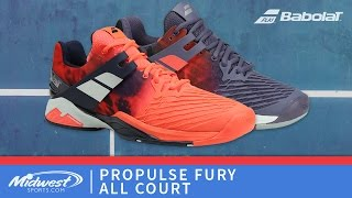 Babolat Propulse Fury Tennis Shoe