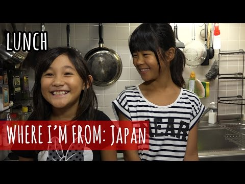 What Japanese Lunch is Like (Chahan)