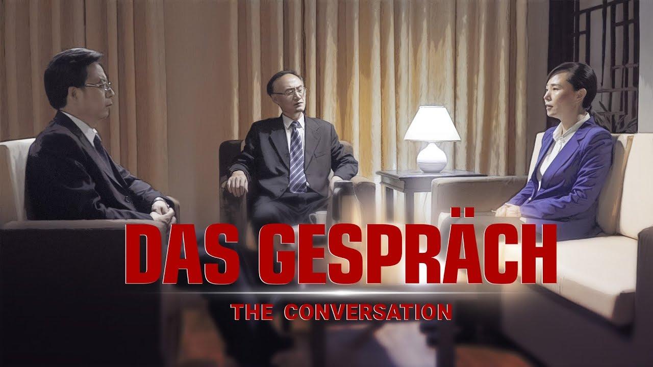 """Neuer christliche Film Trailer   """"Das Gespräch""""   Gott ist meine Kraft und mein Schild"""
