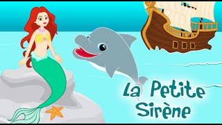 la petite sirène dessin animé en français conte pour enfants avec les ptits zamis
