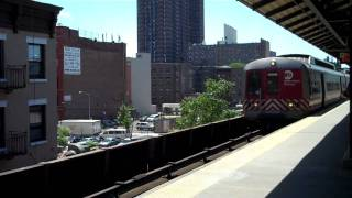 Metro-North Harlem 125 Street 1 hour of rail-fanning- Hudson Line, New Have Line & Harlem Line