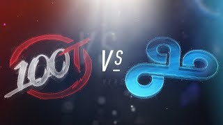 Video 100 vs C9 - NA LCS Week 6 Day 1 Match Highlights (Spring 2018) download MP3, 3GP, MP4, WEBM, AVI, FLV Agustus 2018