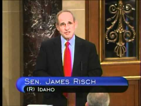 Risch Introduces State Wolf Management Act - 09/22/10
