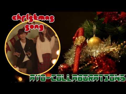 [AYO-Collaboration] 큐브아티스트 (Cube Artist) - 크리스마스 노래 (Christmas Song)