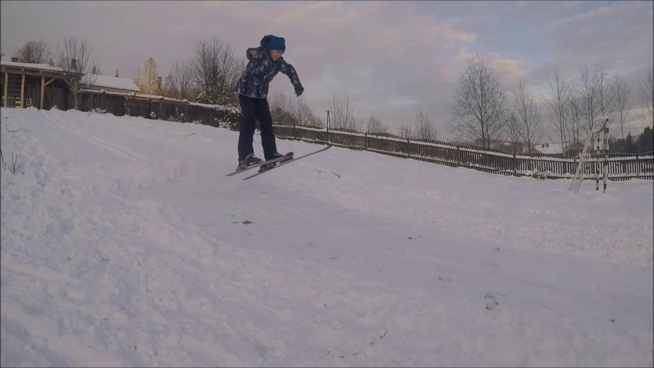 Moja mini skocznia narciarska