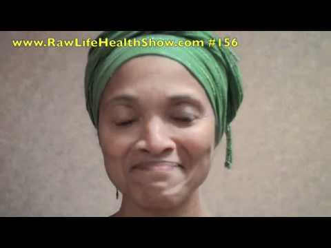 Amazing-Healing-Woman Heals MS with RAW FOODS!