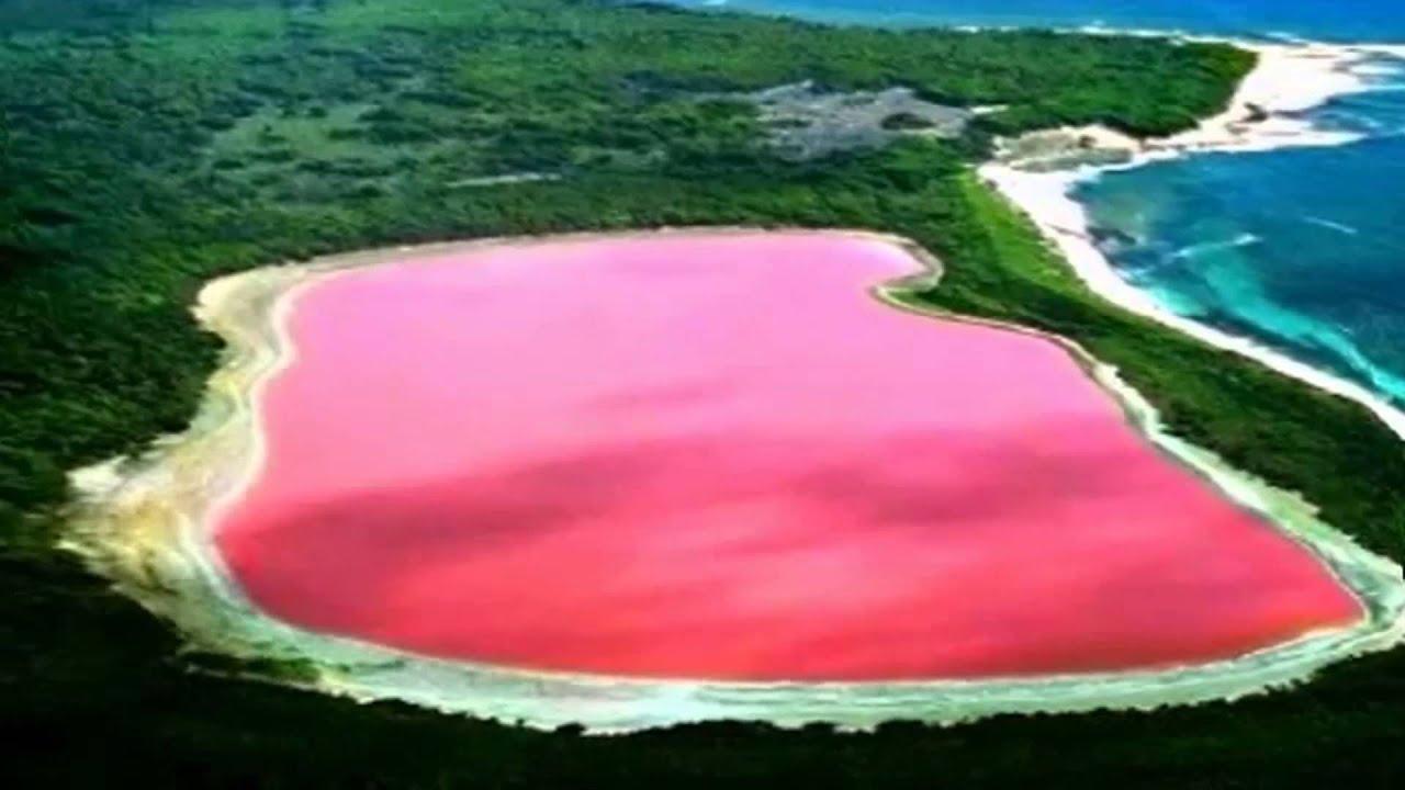 Resultado de imagen para Lago Hillier, Australia