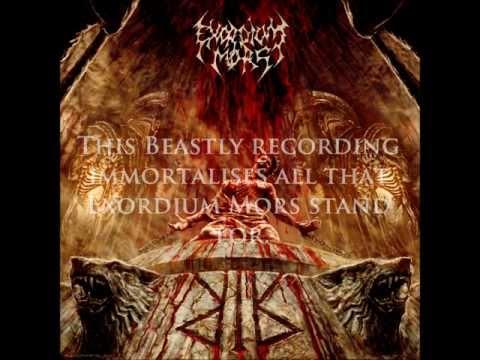 Exordium Mors  Sacrifice, Perish and Demise EP Sampler 2012  OUT NOW