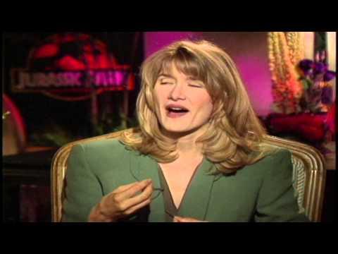 Jurassic Park: Laura Dern Exclusive
