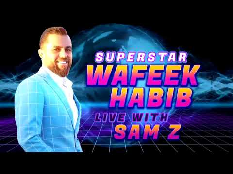 Wafeek Habib Live on Arab American Radio