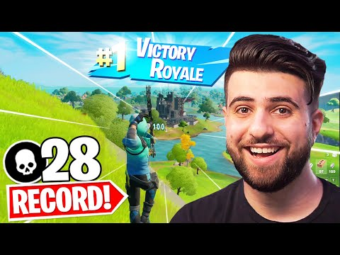 Popping off with Unvaulted Fortnite weapons!