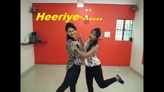 Heeriye dance Video - Race 3 | Salman Khan, Jacqueline | DANCE ADDICTION| CHOREOGRAPHY NISHA RAJBHAR