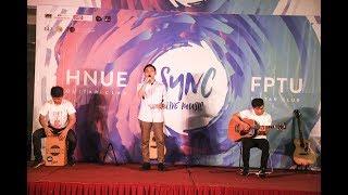 S.Y.n.C | MỘT NGÀY MÙA THU - THÁI ĐINH (LIVE)