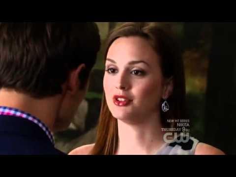 Download Gossip Girl Season 4 Episode 2 'Double Identity' Blair and Prince Louis Cinderella