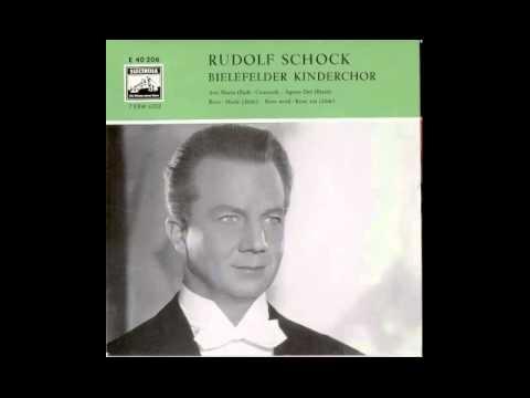 Rudolf Schock - Ave Maria - Bach-Gounod