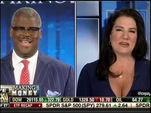 Danielle DiMartino Booth weighs in with Charles Payne on the rising stock market and Apple