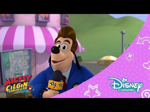 Mickey Ve Çılgın Yarışçılar - İlk 11 Dakika
