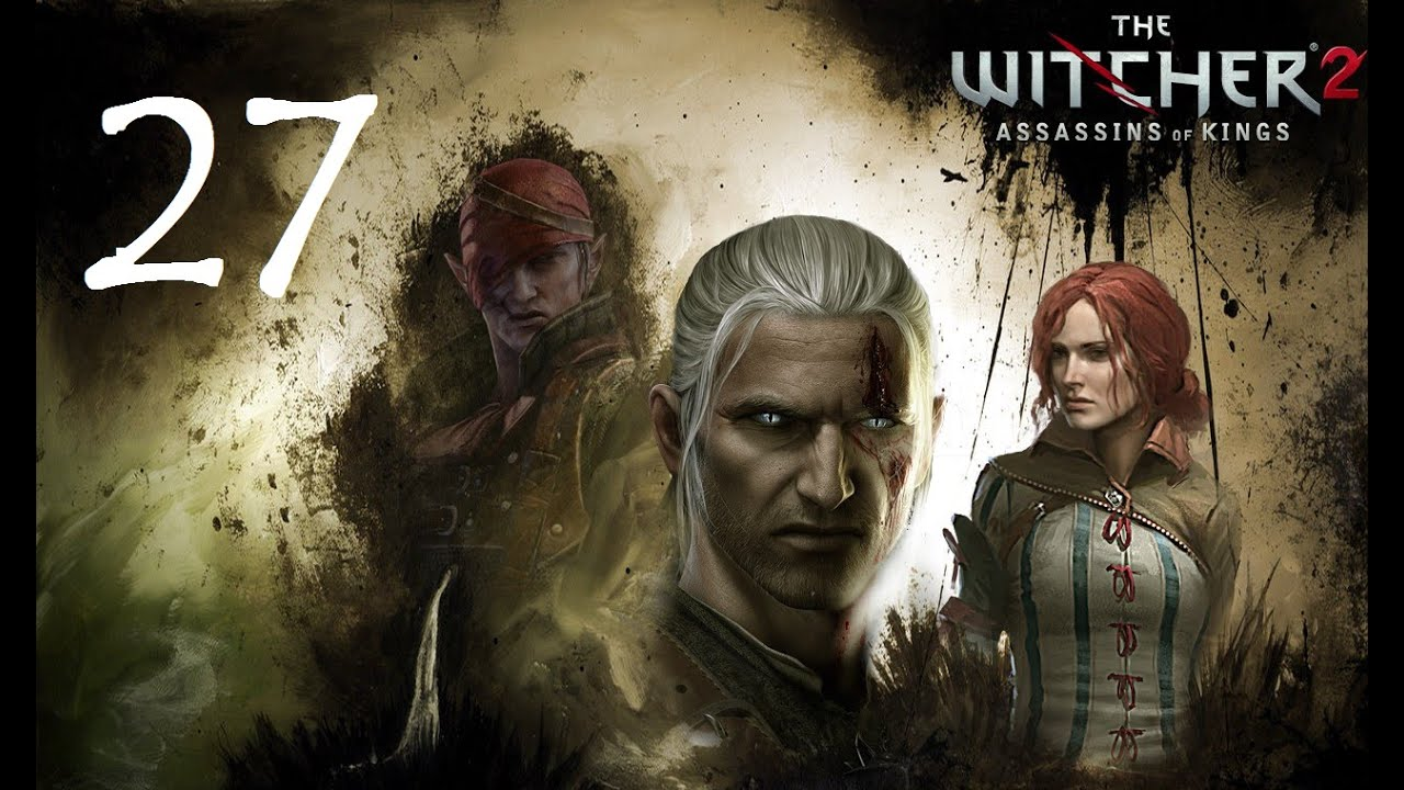 The Witcher 2 - Dark Difficulty Walkthrough - Chapter 3-2 ...