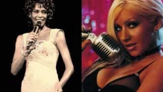 Whitney Houston vs Christina Aguilera (Studio Belts) C5-G#5