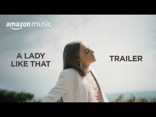 Ingrid Andress - A Lady Like That (Trailer)