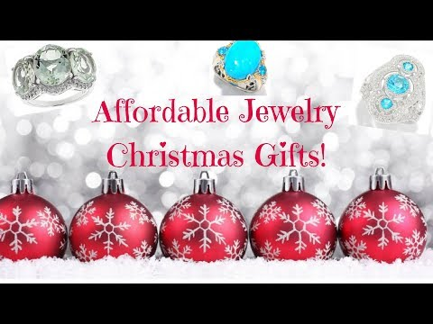 Affordable Jewelry Christmas Gifts For All Budgets!!