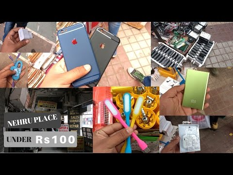 Nehru Place New Delhi  | Electronics and Gadgets  | Cheap Price