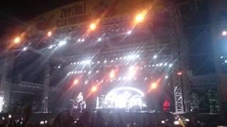 Zeytinli Rock Festivali 2016 Zakkum Anason