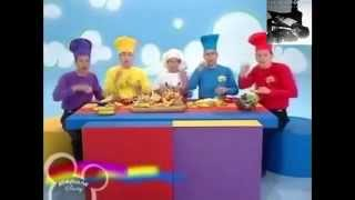 The Wiggles meets LCD Soundsystem