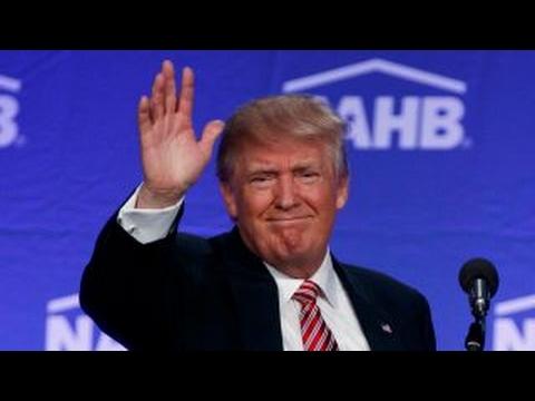 Trump's most religious speech yet?