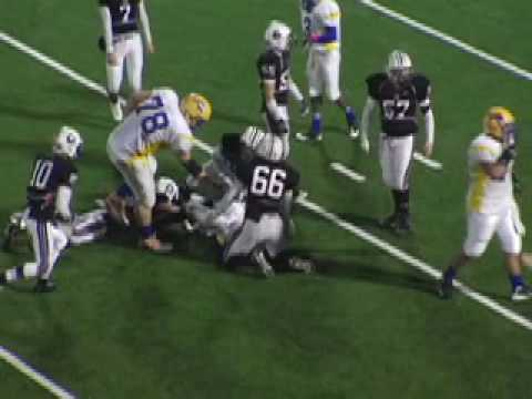 Noa  Aluesi #5 Jefferson Football 2009.mov