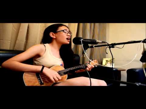 """Rumour Has It"" ADELE (Ukulele Cover) By Alyssa Buenaventura"