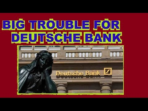 DEUTSCHE BANK WILL BE BACK IN THE NEWS