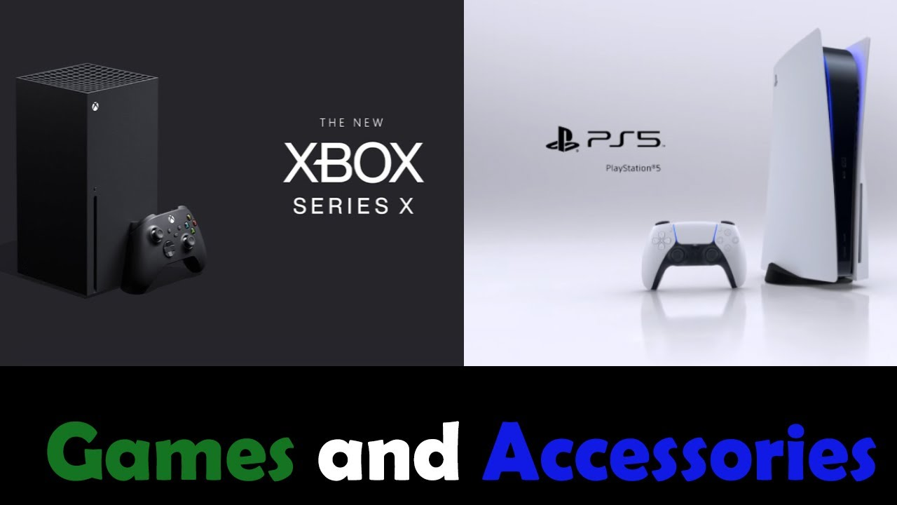 Games And Accessories Youtube