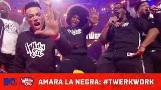 Amara La Negra Twerks Like A 5 Star ⭐️Chick | Wild 'N Out | #TwerkWork