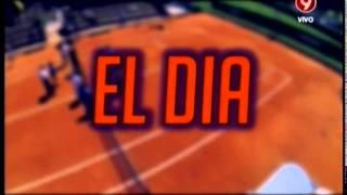 ADELANTO - CHANGO FEROZ - PARTIDO DE TENIS - EDU FEINMANN VS ANDY CHANGO - 22-10-14