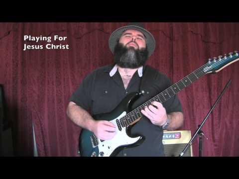 I Surrender All (Hymn Gospel Blues Guitar) Willy Booger