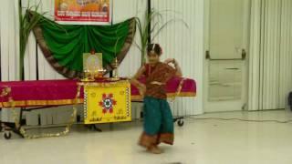 Bhagyada Balegara Dance  by Shreya Hegde