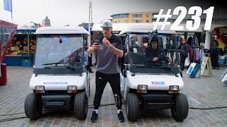 #231: Golfkarretjes Race [OPDRACHT]