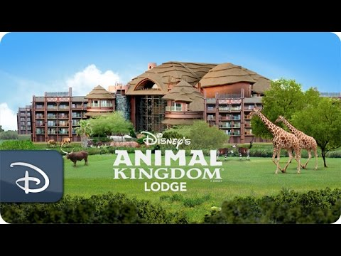 Disney's Animal Kingdom Lodge | Walt Disney World