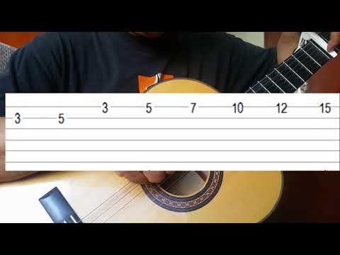 02 📐 NOTAS en las CUERDAS 5 y 6 de la GUITARRA. Cómo encontrar las notas en la guitarra. from YouTube · Duration:  6 minutes 45 seconds