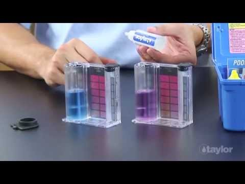 Calcium Hardness Test