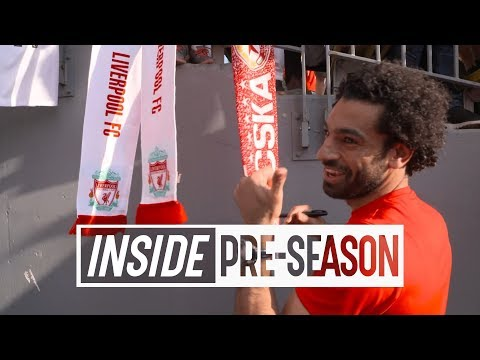 Inside Pre-Season: Liverpool 4-1 Man United | Shaqiri's dream debut at The Big House in Michigan