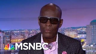 Fashion Icon Dapper Dan's Success Secret: Put Pride Over Ego | The Beat With Ari Melber | MSNBC