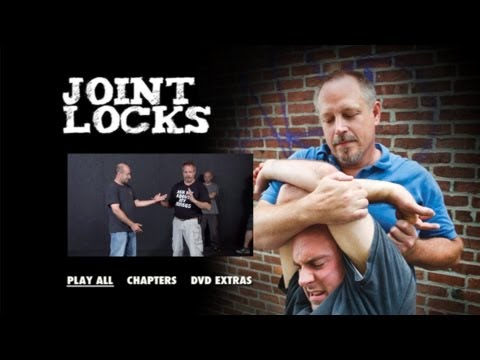 Joint Locks by Rory Miller (YMAA DVD preview)