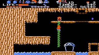 The Goonies - Nes - Full Playthrough - No Death
